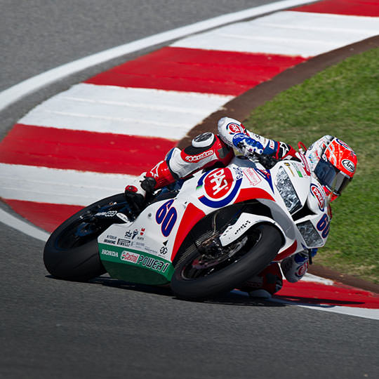World Supersport Rider