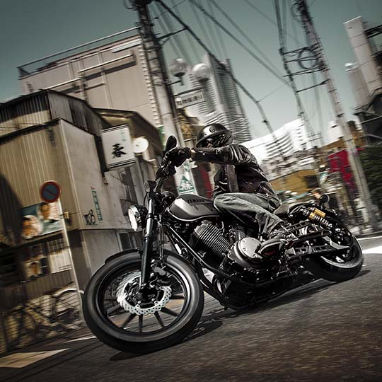 Yamaha strives to realize peoples' dreams with ingenuity and passion