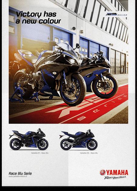 Poster Yamaha R Series